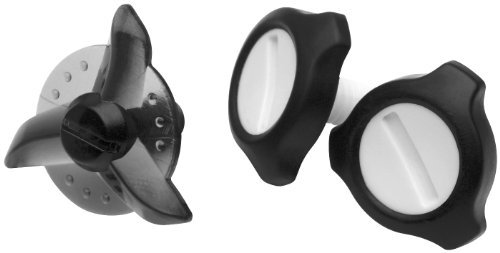 Cyber Helmets Helmet Visor Screw Set Black Motorcycle Helmet Visor Screw