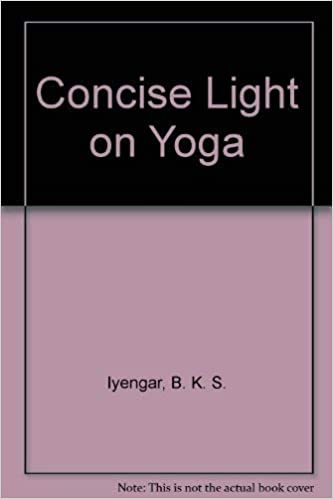 Concise Light on Yoga: B. K. S. Iyengar: 9780805238310 ...