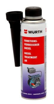 WURTH DIESEL TREATMENT AR 300 ML FOR LUBRICATING DIESEL FUEL SYSTEMS