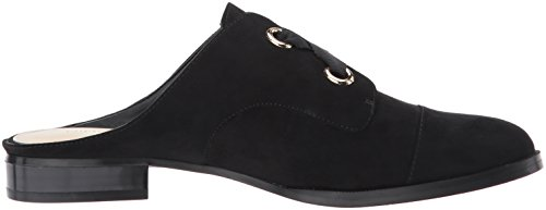 Pictures of Nine West Women's HENRII Fabric Slipper 25027740 Black Fabric 3