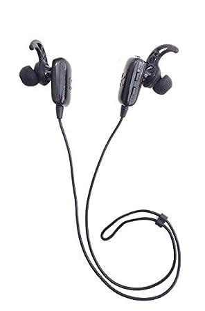 KOKKIA MarathonS (Negro) Auriculares de Deporte: pequeños auriculares Bluetooth estéreos aptX versión 4.X.: Amazon.es: Electrónica