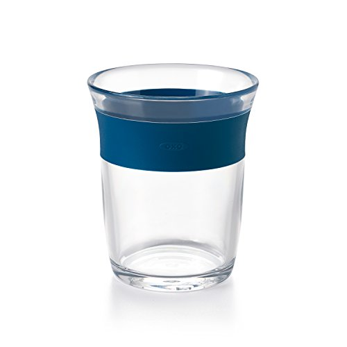 OXO Tot Cup For Big Kids With Non Slip Grip, Navy