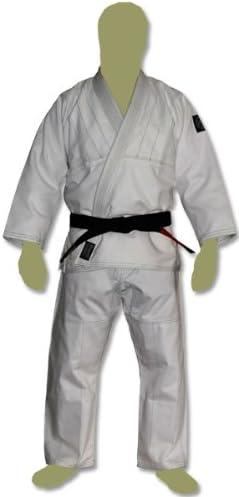 プレミアムBrazilian Jiu Jitsu Kimonos – ホワイト、ブルーまたはブラック( a4 ,ホワイト)