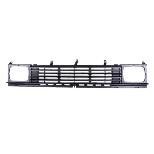(CarPartsDepot Grill Grille Assembly Front Black Ni1200104 6231001G01)