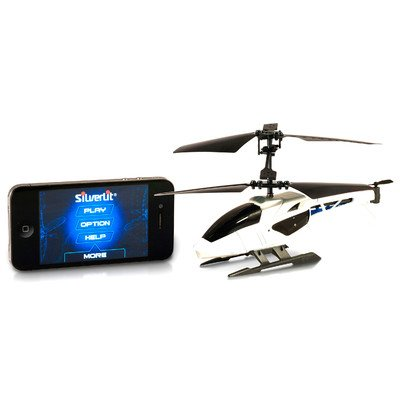 Silverlit Blue Sky Heli for iPod | Educational Toys