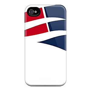 Premium [WRH1940gkpK]new England Patriots Cases For Iphone 4/4s- Eco-friendly Packaging