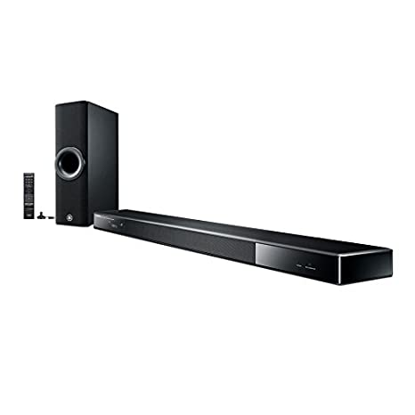 Yamaha YSP-2500 Sound Bar with Bluetooth and Wireless Subwoofer <span at amazon