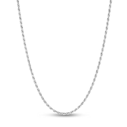 Rhodium Plated Silver Jewelry - 9
