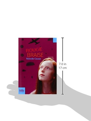 2007-06-01 by Soci Et E de La Faune Et Des Parcs Du Qu Ebec French Edition Rouge Braise Folio Junior