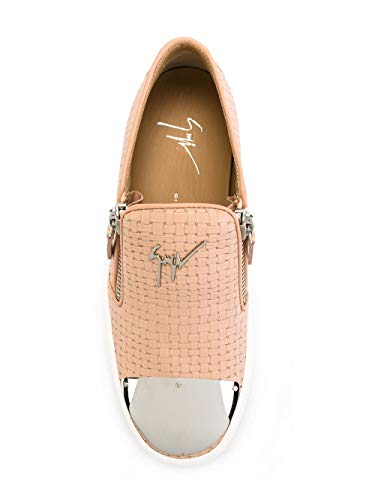De Femme Rs7082002 Design Beige Cuir Giuseppe Skate Chaussures Zanotti T0nEv