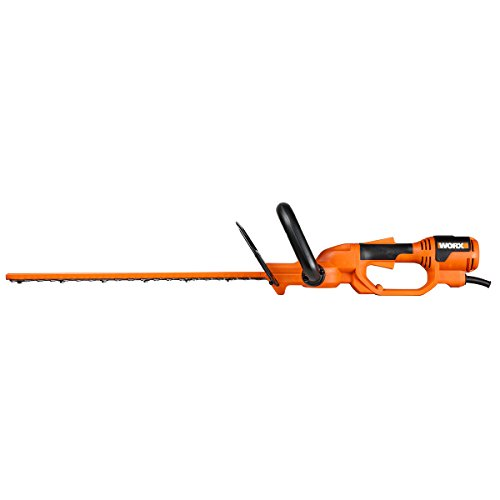 Worx WG212 20-Inch Electric Hedge Trimmer, 3.8-Amp For Sale