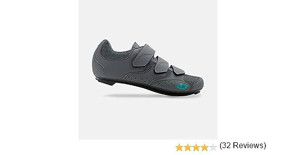 Giro Techne - Zapatillas Mujer - Gris Talla del Calzado EU 39 2019 ...
