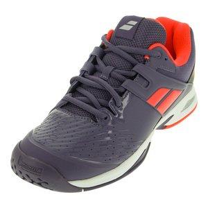 Babolat Junior Propulse AC-Zapatillas de tenis morado