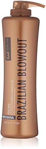 (BRAZILIAN BLOWOUT Acai Deep Conditioning Masque, 24 Fl. Oz.)