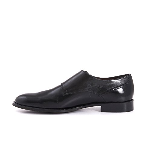 Shoe Mr Elegante Oxford Maschile Derby Vera Pelle Premium Halbschuh, Suola Di Scarpa In Pelle Tomaia In Pelle Nero-grigio