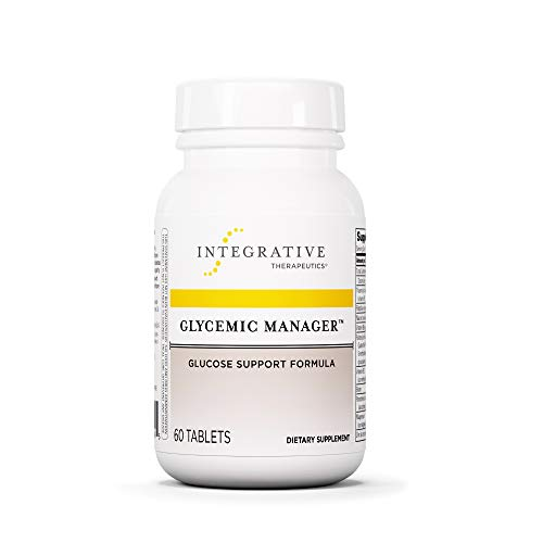 (Integrative Therapeutics - Glycemic Manager - Glucose Support Formula - 60)