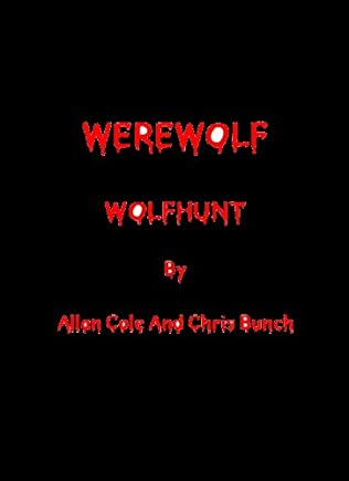 book cover of Wolfhunt