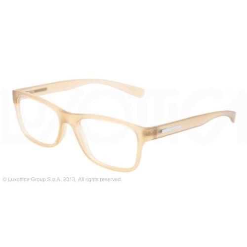 30a6b06d79 De alta calidad DOLCE & GABBANA Montura gafas de ver DG 5005 2726 Mate  arena Transparente