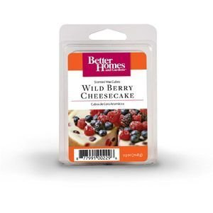 Wild Berry Cheesecake Scented Wax Cubes ~5 packs of 6 cubes~ Berry Scented Wax