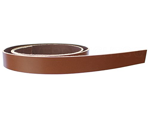 CleverDelights Premium Cowhide Leather Strap - 1