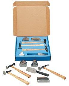 Martin Sprocket & Gear 7 Piece Wood Handle Body & Fender Tool Repair Set