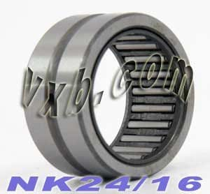 TAF162416 16x24x16mm Needle Roller Bearing without Shaft Sleeve NK1616