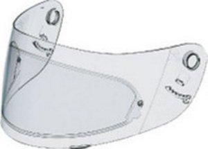 (Shoei Pinlock Anti-Fog Lens Multitec Street Racing Motorcycle Helmet Accessories - Color: Clear)