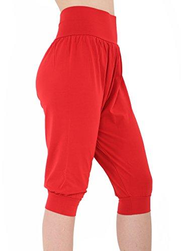 GW CLASSYOUTFIT® - Pantalón - para mujer Rosso