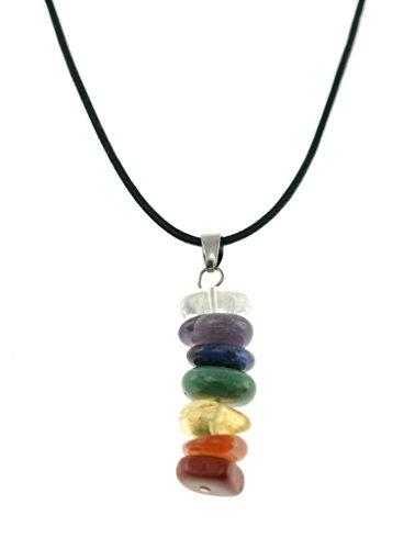 Spiritual Crystals Semi Precious Healing Necklace