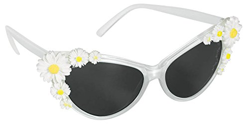 amscan Fashion Daisy Funshades | Party Favor | 4 Ct.