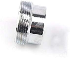 NHOUYAO 2 adaptadores para Grifo de Cocina para purificador de Agua 18mm Female to 22mm Male