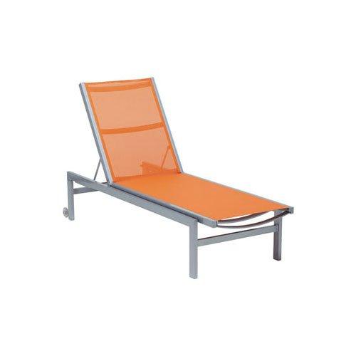 Finnsa Riviera Alu Liege orange/Gestell silber
