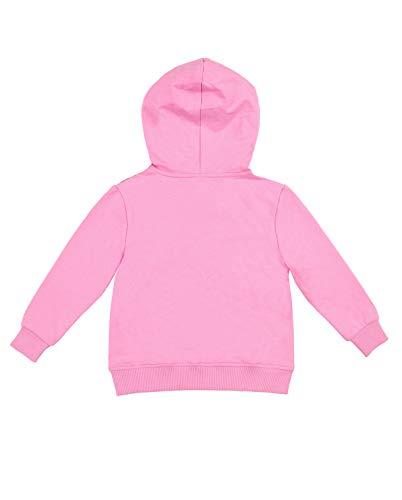 beautyin Kids Girls Cute Cartoon Winter Warm Long Sleeve Hoodie Pullover Sweatshirt Hooded 7 Year by beautyin (Image #2)
