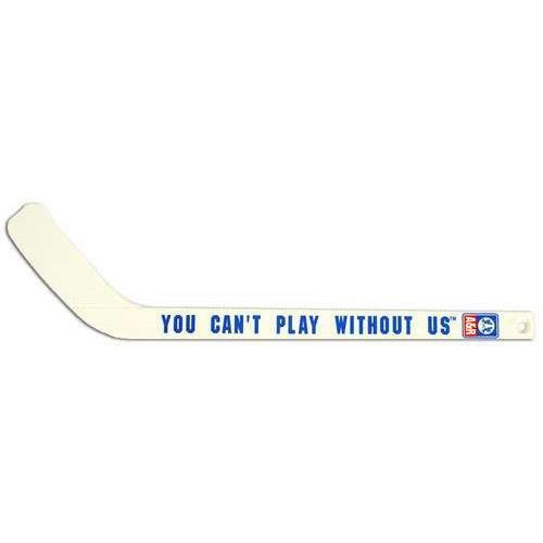 A&R Sports Mini Hockey Player Stick (Plastic Player Mini Sticks)