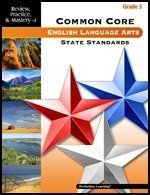 Review, Practice & Mastery of Common Core English Language Arts State Standards, Grade 3 by Perfection Learning (2012-05-03)
