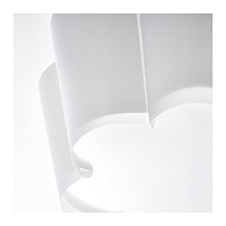 Amazon.com: IKEA Lysboj Ceiling Lamp White 202.835.88: Home ...