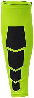 ZengBuks Sport Jambe Jambe Jambe Jambe Soutien Stretch Manches Compression Exerciseur Unisexe Jambe Enveloppé Protecteur pour Sports de Plein Air