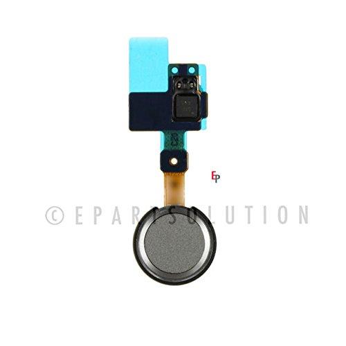 ePartSolution_LG G5 H820 H830 H831 H840 H850 VS987 LS992 US992 RS988 Home Button Fingerprint Sensor Power Flex Cable Replacement Part USA Seller (Black)