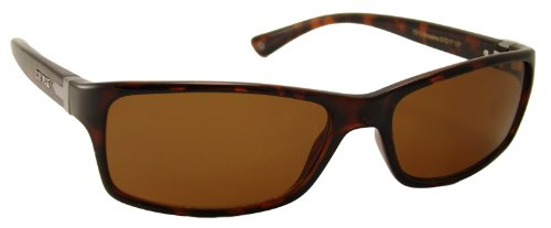 TOP DECK Topsail Tortoise Grilamid Full Rim Frame and Amber Lens - Top-sunglasses.com