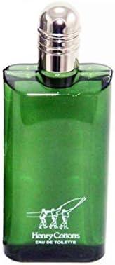 HENRY COTTONS IN GREEN PROFUMO UOMO EDT EAU DE TOILETTE 30 ML