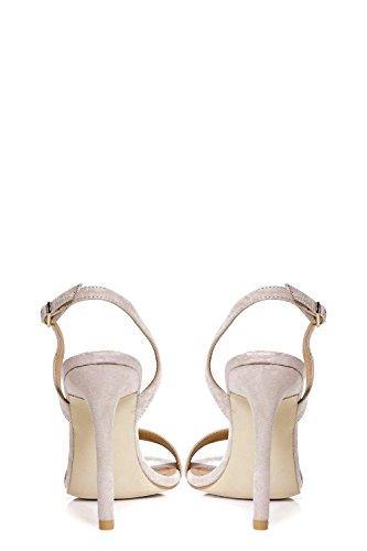 Nackt Damen Kara Slingback Two Part Sandal - 3
