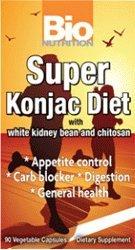 Bio Nutrition Super Konjac Diet – 90 Veggie Capsules