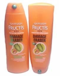 (Garnier Fructis Damage Eraser - Distressed Damaged Hair Duo)