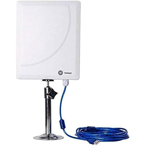 Antena WiFi Panel USB cable 10m AC600 Realtek RTL8811 ...