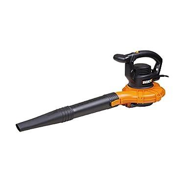WORX WG518 Electric Blower/Mulcher/Vac, 12 Amp