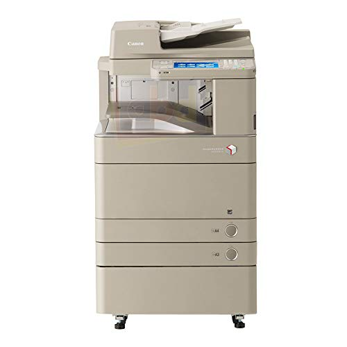 (Canon ImageRunner Advance C5235A A3 Color Laser Multifunction Printer - 35ppm, Print, Copy, Scan, Send, Store, Auto Duplex, Network, SRA3/A3/A4, 2 Trays, Stand)
