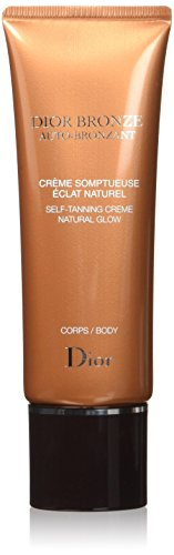 Christian Dior Bronze Self Tanner Natural Glow for Body, 4.3 Ounce