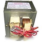 Transformador de alta tensión COPRECI para Micro microondas fagor