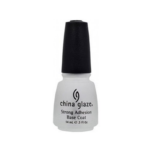 China Glaze China Glaze Strong Adhesion Basecoat, 0.5 Fl oz China Base