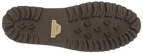 Lacoste MONTBARD BOOT 2 - botas de cuero hombre marrón - Braun (TAN 013)